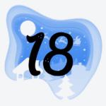 Adventskalender 2019 - 18. Türchen