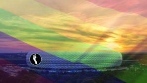 Beitragsbild: Kein Regenbogenstadion! Danke, UEFA!