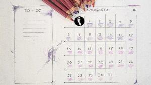 August 2021: 1 Monat - 10 Dinge