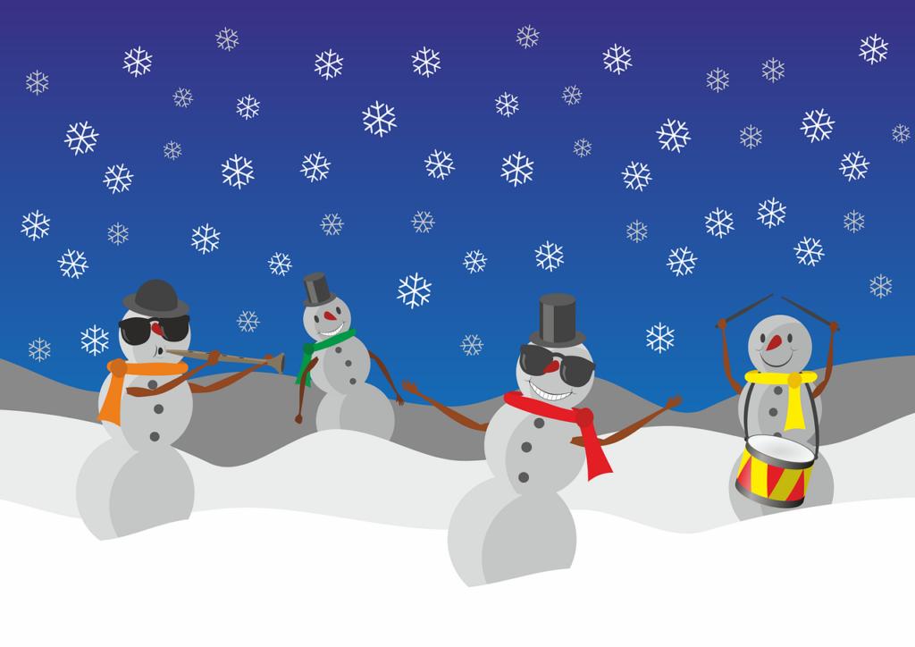 Adventskalender 02 - 8 Weihnachtslieder